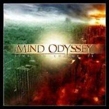 "MIND ODYSSEY ""TIME TO CHANGE IT"" CD MELODIC METAL NEU"