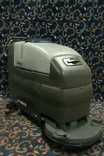 "Advance 20"" battery-powered automatic floor scrubber with FREE shipping"