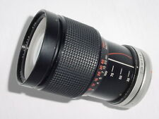 PANAGOR 35-100mm F3.5 PMC Manual Focus Zoom Lens For Canon FD