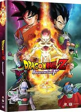Dragon Ball Z: Resurrection 'F' (DVD, 2015) DVD Format