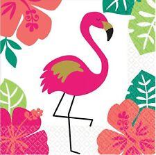 ALOHA Estate Fenicottero rosa spiaggia festa hawaiana Articoli per la tavola