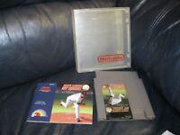Roger Clemens MVP Baseball Nintendo NES Game