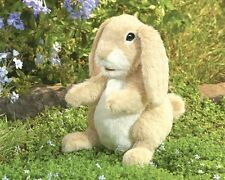 SNIFFING RABBIT PUPPET #3074 ~ New for 2016 ~  Free Ship/USA ~ Folkmanis Puppets