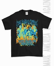 Funny Heavy Metal One Direction T-Shirt Regualr Size S-3XL