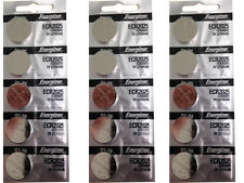 15 Pcs Energizer 2025 ECR2025 CR2025 3V Lithium Button Cell Batteries