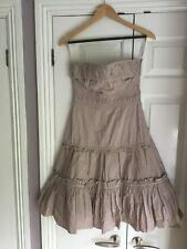 Women's Karen Millen Dress & Matching Shrug UK Size 10
