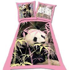 """HOUSSE DE COUETTE ENFANT """"ANIMAL PLANET PANDA"""" + 1 TAIE  140 X 200 - 100% Coton"""