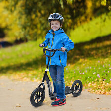 "Teen Push Scooter Kids Children Stunt Scooter Bike Bicycle Ride On 12"" Tyres New"