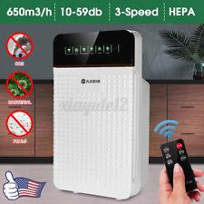 Large Room Air Purifiers Hepa Home Indoor Air Cleaner Purifier Allergie