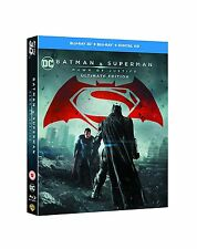 Batman v Superman: Dawn of Justice (Ultimate Edition) [Blu-ray 3D] [2016] New