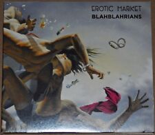 ALBUM CD - EROTIC MARKET - BLAHBLAHRIANS - 2014 - ETAT NEUF