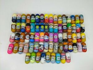 """Mighty Bean Crazy 1.5"""" Jumping Beans Toy - Lot of 73 - Used"""