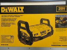 DEWALT DCB1800B PORTABLE POWER STATION 1800W 20V MAX lithium Ion 2.0 AMP NEW NIP