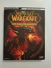 World of Warcraft Cataclysm Signature Series Guide en Français
