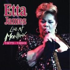 Live at Montreux 1975-1993 5034504149021 by Etta James CD