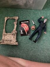Michael Myers movie maniacs mcfarlane Halloween Action Figure Complete