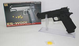 Erbsenpistole Spielzeugpistole Kugelpistole Energie Max 0,49 Joule      001