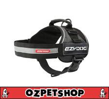 EzyDog - Ezy Dog Convert Dog Harness - Black/Charcoal