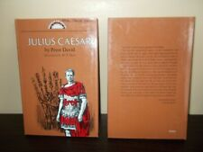 Vintage Julius Caesar by Peter David Crowell Press copyright 1968