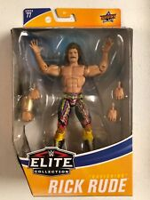 WWE Mattel Ravishing Rick Rude Elite Series #77 Figure