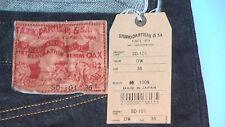 Studio D'Artisan SD-101. 34x34. Selvedge Denim Made in Japan. Levis 501 LVC '55.