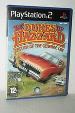THE DUKES OF HAZZARD RETURN OF THE GENERAL LEE USATO PS2 VER ITALIANA AS3 50252