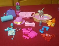 Lot of 30 Piece 80s&90s Barbie doll accessories mixed items