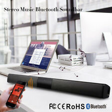 Bluetooth Barra de Sonido Altavoz Inalámbrico Envolvente con mando a distancia