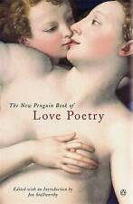 The New Penguin Book of Love Poetry, Penguin, Very Good Book