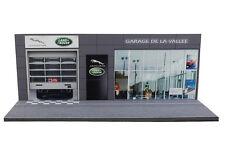 Diorama présentoir Jaguar Land Rover - 1/43ème - #43-2-D-D-007