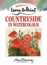 Collins Learn to Paint - Countryside in Watercolour,Ann Blockley