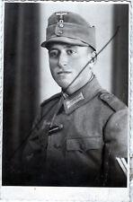 foto whermacht croce ferro  datata al retro 1942