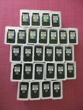 More details for empty canon ink cartridges pg-540 / pg-540 xl / cl-541 / cl-541xl - 27 in total.