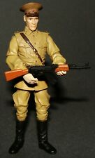 1:18 Hasbro Red Army Russian Soviet Officer Commander Military Action Figure