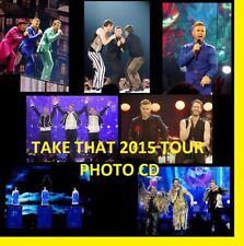 Take That Pop Music Concert Memorabilia