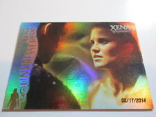 "2001 XENA: W. P. - SERIES 4 & 5 - XENA: UNDRESSED CARD - ( U5 )  """" FLAWED """""