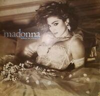 VINILE LP MADONNA - LIKE A VIRGIN 33 GIRI 1985 SIRE 92 5181-1 POP ITALY
