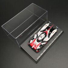 Spark Model 1:64 Toyota TS050 Hybrid #8 Toyota GAZOO Racing 24h LMS 2018 Winner