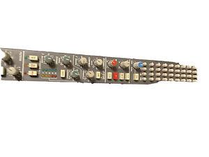 solid state logic 611e input module channel strip. 4000E Series Input Module .