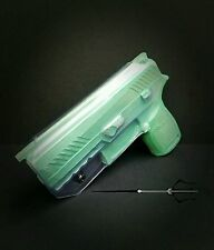 FN57 F N 5 7 FN Clear Kydex Inside the Waistband holster USA Veteran Made