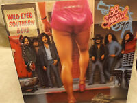 38 SPECIAL / WILD EYED SOUTHERN BOYS / VG+ CONDITION