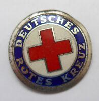 Pin de Solapa Alemán Cruz Roja Esmaltada