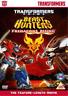 Transformers Prime Beast Hunters - Predacons Rising (UK IMPORT) DVD NEW