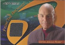 STAR TREK 40th ANNIVERSARY - From the Archives COSTUME C33 Picard Dark Grey