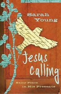 Jesus Calling: Enjoy Peace in His Presence by Sarah Young (Hardback, 2012)