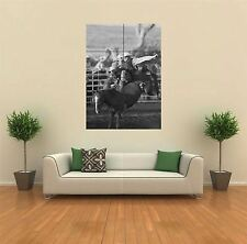 RODEO HORSE RIDING NEW GIANT POSTER WALL ART PRINT PICTURE G473