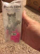 Purrdy Paws The Perfect Solution For Pet Scratching Size XS Pink (box29)