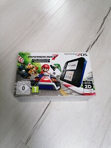 Nintendo 2ds Mario kart en boîte
