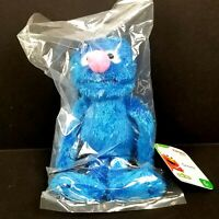 "Sesame Street Mini Plush Grover Doll 9 - 10"" Grover Toy"