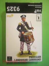 1:32 Figuren HäT #9325 Napoleon Preußen Landwehr Kommando Offizier Flötenspieler